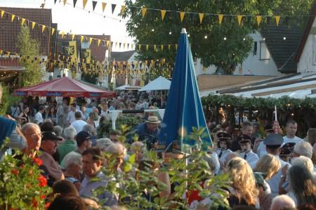 Sasbacher Winzerfest 2011