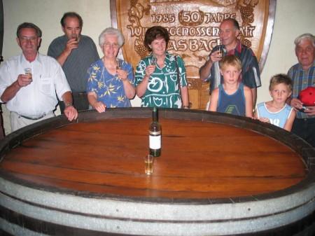Kellerführungen und Weinverkostungen beim Offenen Winzerkeller